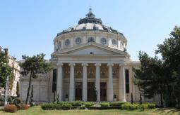 Romanian Athenaeum - Things to see - Bucharest