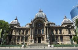 Savings Bank Palace (CEC Palace) - Things to see - Bucharest