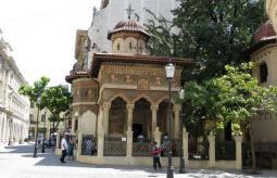 Biserica Stavropoleos | Lucruri de vazut | Bucuresti